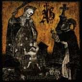 Abysmal Grief - Blasphema Secta - CD-Cover