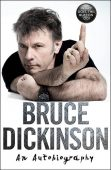 Bruce Dickinson - What Does This Button Do? - CD-Cover