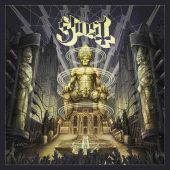 Ghost - Ceremony And Devotion - CD-Cover