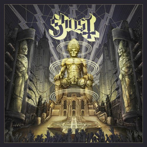 Ghost - Ceremony And Devotion - Cover