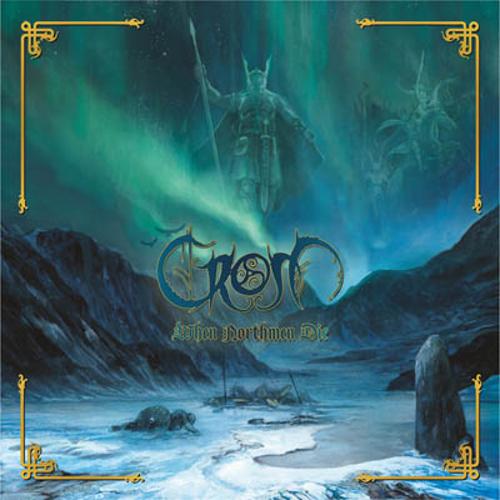 Crom - When Northmen Die - Cover