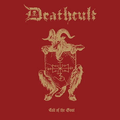 Deathcult - Cult Of The Goat - Cover