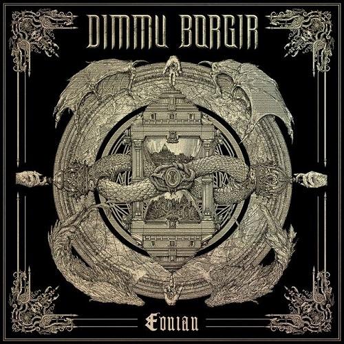 Dimmu Borgir - Eonian (+) - Cover
