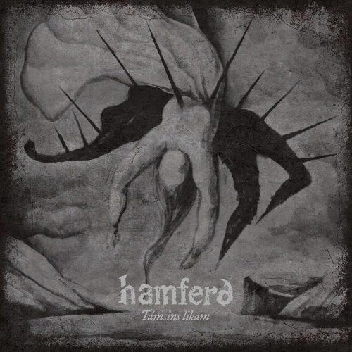 Hamferð - Támsins Likam - Cover