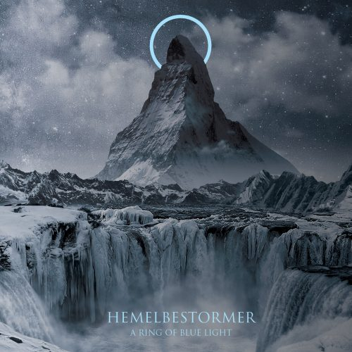 Hemelbestormer - A Ring Of Blue Light - Cover