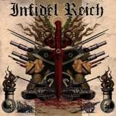 Infidel Reich - Infidel Reich (EP) - CD-Cover