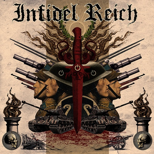 Infidel Reich - Infidel Reich (EP) - Cover