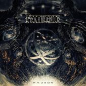 Pestilence - Hadeon - CD-Cover