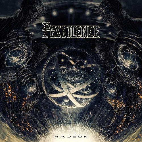 Pestilence - Hadeon - Cover