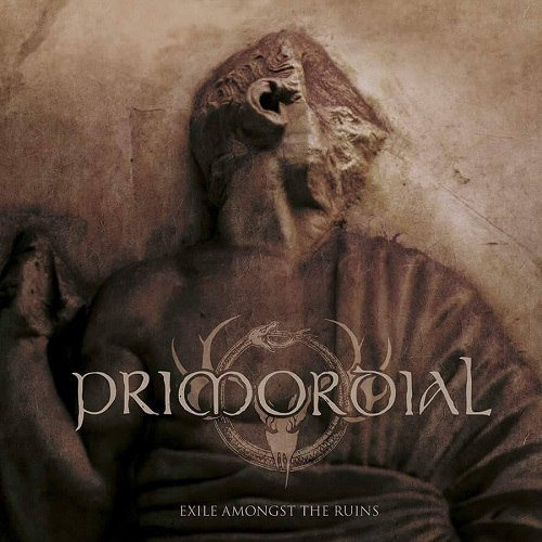 Primordial - Exile Amongst The Ruins - Cover