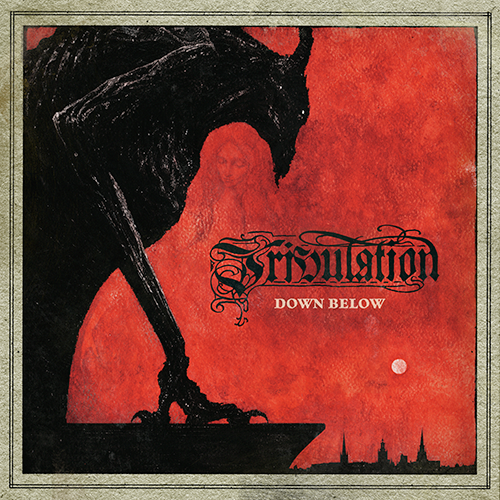 Tribulation - Down Below - Cover
