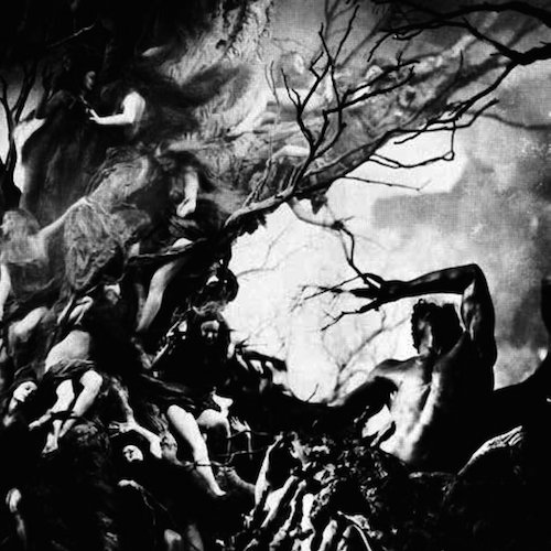 Abigor - Höllenzwang (Chronicles Of Perdition) - Cover