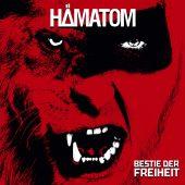 Hämatom - Bestie der Freiheit - CD-Cover