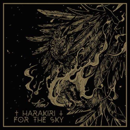 Harakiri For The Sky - Arson - Cover