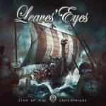 Cover - Leaves' Eyes – Sign Of The Dragonhead