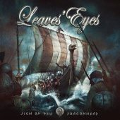 Leaves' Eyes - Sign Of The Dragonhead - CD-Cover