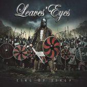 Leaves' Eyes - King Of Kings - CD-Cover