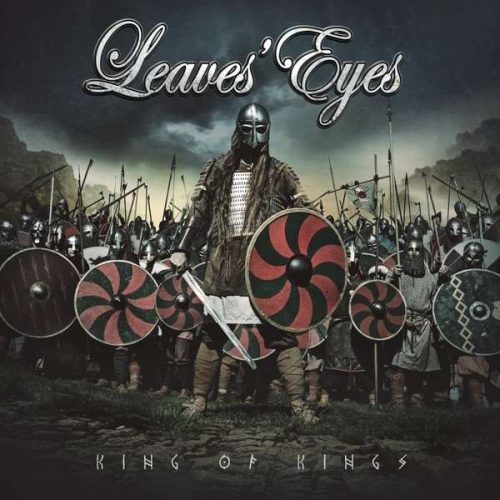 Leaves' Eyes - King Of Kings - Cover