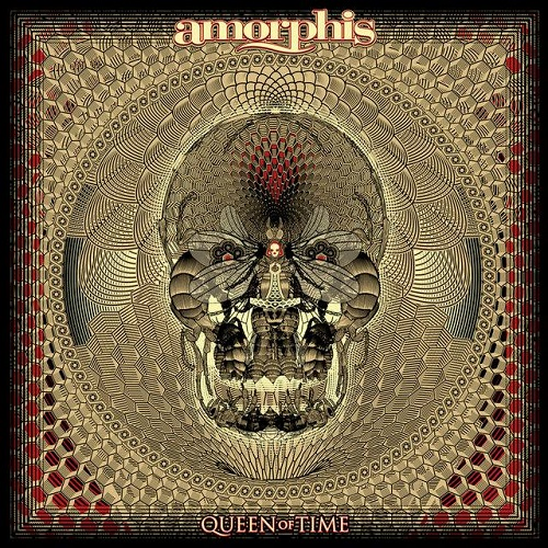 Amorphis - Queen Of Time - Cover
