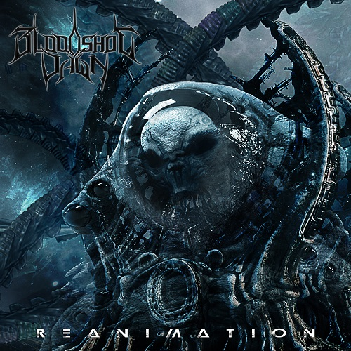 Bloodshot Dawn - Reanimation - Cover