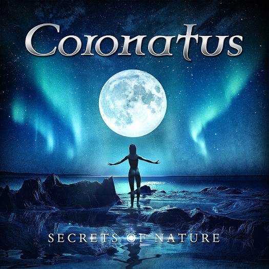 Coronatus - Secrets Of Nature - Cover