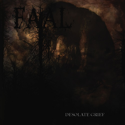 Faal - Desolate Grief - Cover
