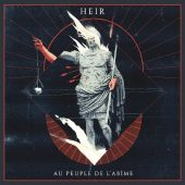 Heir - Au Peuple De l'Abîme - CD-Cover