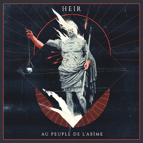 Heir - Au Peuple De l'Abîme - Cover