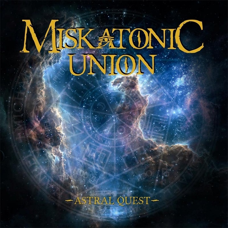 Miskatonic Union - Astral Quest  - Cover
