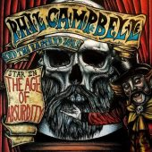Phil Campbell And The Bastard Sons - The Age Of Absurdity - CD-Cover