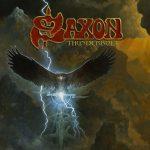 Cover - Saxon – Thunderbolt