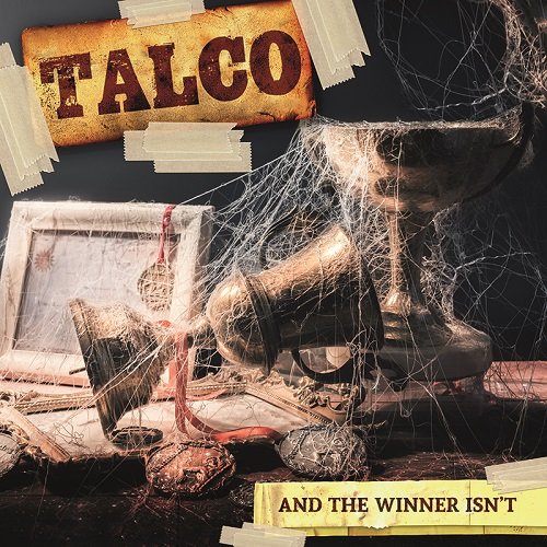 Talco - And The Winner Isn't - Cover