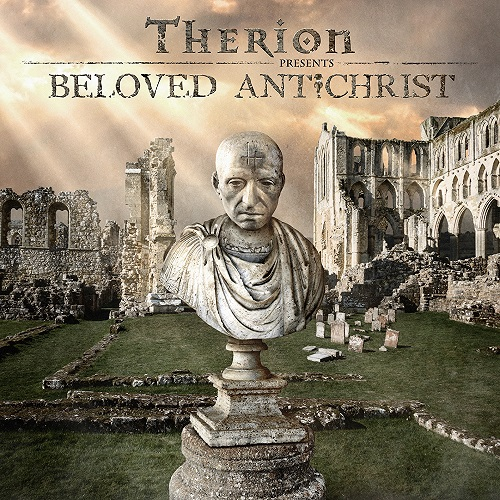 Therion - Beloved Antichrist - Cover