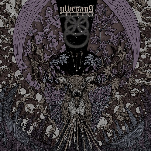 Ulvesang - The Hunt - Cover