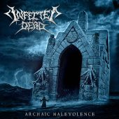 Infected Dead - Archaic Malevolence (EP) - CD-Cover