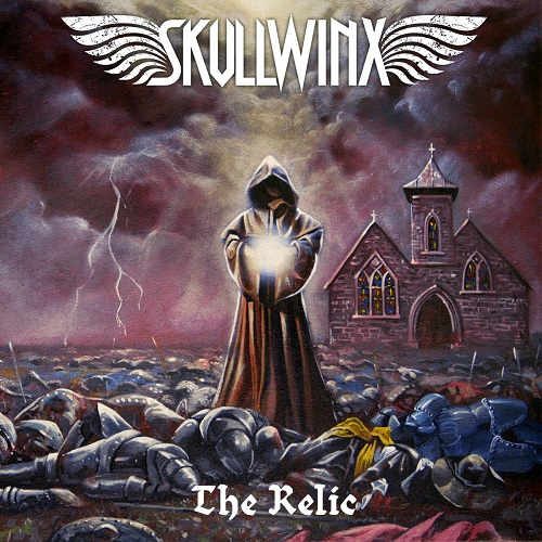 Skullwinx - The Relic - Cover
