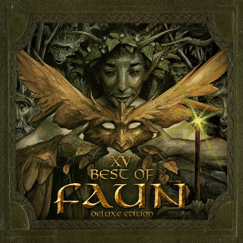 Faun - XV-Best Of - Cover