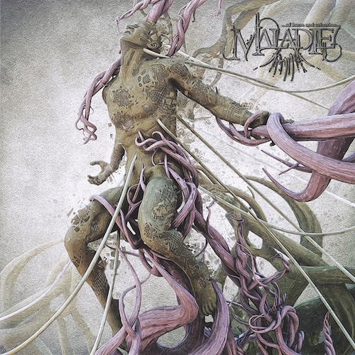 Maladie - Of Harm And Salvation - Cover