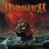 Rumahoy - The Triumph Of Piracy - CD-Cover