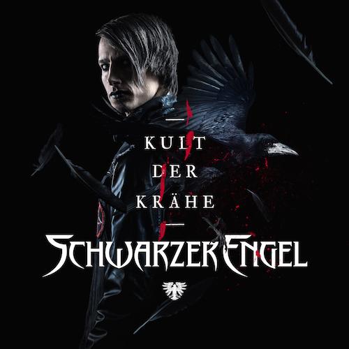 Schwarzer Engel - Kult der Krähe - Cover