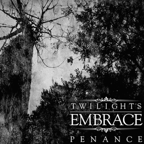 Twilight's Embrace - Penance (EP) - Cover