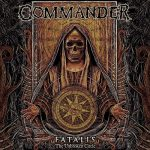 Cover - Commander – Fatalis (The Unbroken Circle)