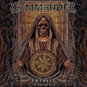 Commander - Fatalis (The Unbroken Circle) - CD-Cover