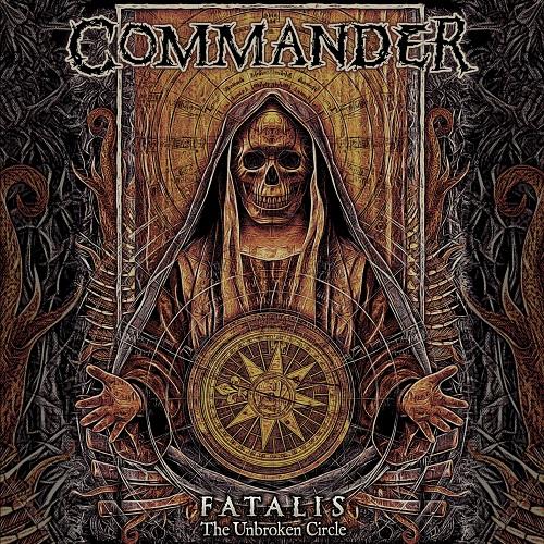 Commander - Fatalis (The Unbroken Circle) - Cover