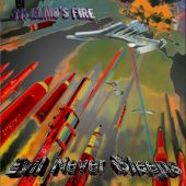 St. Elmo´s Fire - Evil Never Sleeps - CD-Cover