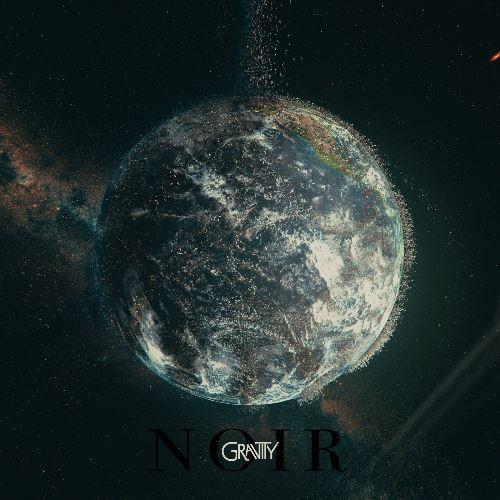 Gravity  - Noir - Cover