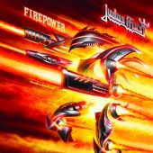 Judas Priest - Firepower - CD-Cover