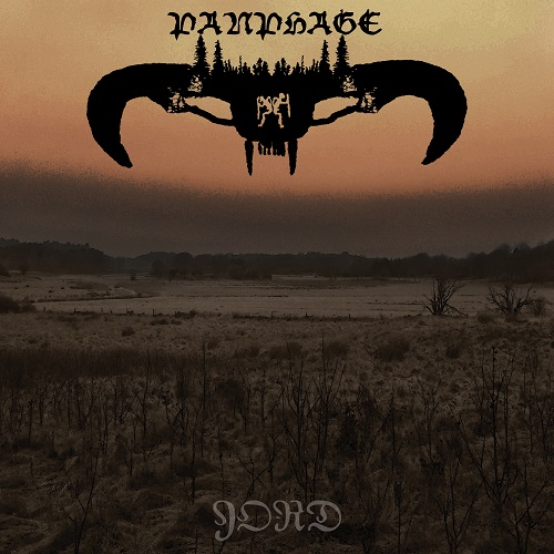Panphage - Jord - Cover
