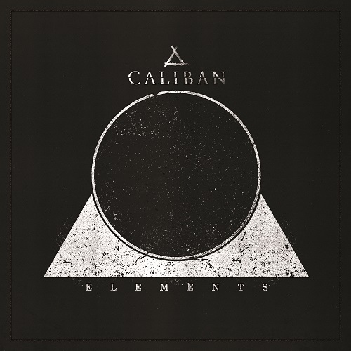 Caliban - Elements - Cover