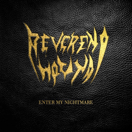 Reverend Hound - Enter My Nightmare (EP) - Cover